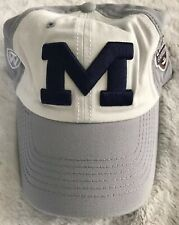 NCAA Football Michigan Wolverines ESPN College Gameday Hat Cap Top Of The World