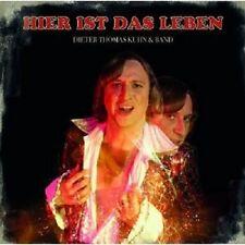 "DIETER THOMAS KUHN & BAND ""HIER IST DAS LEBEN""  CD NEU"