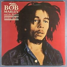 Bob Marley & The Wailers - Rebel Music - Island ILPS-9843 Ex Condition