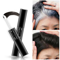 Sevich Black Brown White Hair Cover Hair Color Pen Hair Dye Seick with Brush