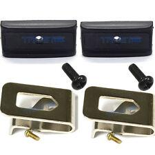 2xDriver Belt Hook + 2xmagnet holder for Dewalt 20V DCF885B DCD985 battery drill
