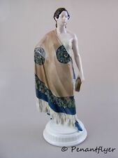 "40cm Rosenthal Figur Tänzerin Himmelstoss ""Carmen"" Akt Erotik Nude Figurine 1916"