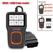Car OBD II / EOBD LCD Diagnostic Scanner Service Tool Auto Code Reader Machine