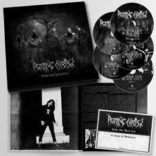 Rotting Christ Under Our Black Cult box set  5 CD NEW sealed