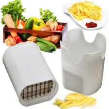 Easy Chip Cutter Chipper French Fry Potato Chopper Makes Perfect Fries Chip