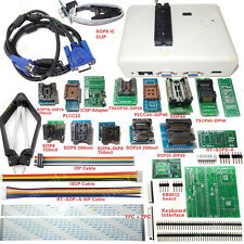 EMMC-NAND FLASH RT809H Programmer + 21 ADAPTERS WITH CABELS EMMC-Nand+ISCP