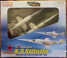 Dragon Wings 51035 Plastic Model Douglas X-3 Stiletto Scale 1:144 Ready Made