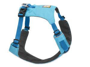 Ruffwear Hi & Light Dog Harness 3082/409 Blue Atoll NEW