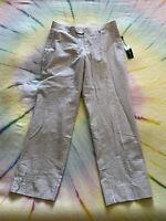 NWT Men's Haspel Plain Flat Front Seersucker Pants  Size 32W x 30L ATOM TROUSER