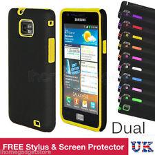 Fundas Samsung color principal amarillo para teléfonos móviles y PDAs
