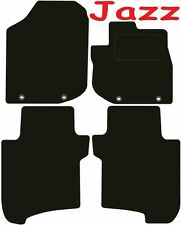 Honda Jazz Tailored car mats ** Deluxe Quality ** 2015 2014 2013 2012 2011