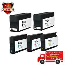 950XL HP 951XL Ink Cartridge Combo BK/BK/C/M/Y For HP 251dw 276dw 8100 8630 8615