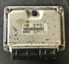 Calculateur moteur VW GOLF 0281010112 038906012L
