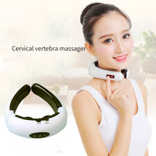 Back and Neck Massager Electric Pulse Far Infrared Pain Relief Tool Physiotherap