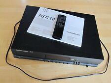 Harman/Kardon HD 710 Compact Disc-Player. Bestzustand! OVP!
