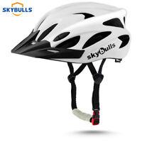 Skybulls Fahrradhelm Radhelm MTB-Helm Trekking Helm | Damen Herren CE Zertifikat