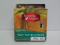 Scientific Anglers WF-7-F/S MASTERY SERIES WET TIP EXPRESS Green New Fly Line