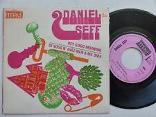 DANIEL SEFF hey good morning 17575
