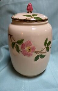 Franciscan Desert Rose Cookie Jar (California)