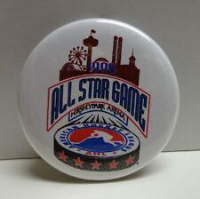 1996 AHL ALL STAR GAME BUTTON pinback Hershey Bears Hersheypark Arena vtg pin