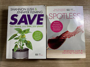 Spotless And Save By Shannon Lush Jennifer Fleming ABC