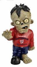 """Washington Nationals Zombie Garden Gnome MLB Statue Figure - Stands 7.5"""" inches"""