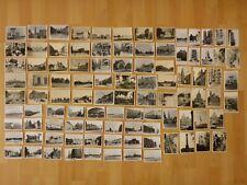 Konvolut alte Fotos: 98 x altes Foto vmtl. Polen Warschau Paris Reise ???