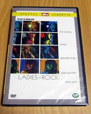 Ladies of Rock NEW DVD The Motels, Bonnie Tyler, Heart, Suzi Quatro