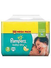 Couches et changes de toilette Pampers pour bébé