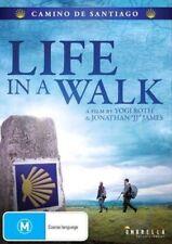LIFE IN A WALK ( CAMINO DE SANTIAGO ) NEW AND SEALED