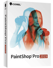Corel PaintShop Pro 2019 Download Sofortlieferung deutsch Vollversion