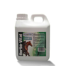 HERBA-VITAL- HORSE Shampoo for growth Nourishing & strengthenhair -1Lt