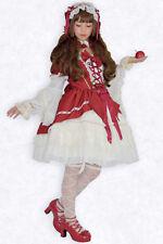 BODYLINE Robe Fairy tale Lolita OP + HEADBOW SERRE-TETE + 2 noeuds Alice