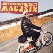 Motorhistoriskt Magasin Magazine Jorden Runt No.3 2001 071017nonrh