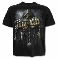 3D Skull Print Short Sleeve Funny Tops Men's T-Shirt Summer Cool Tee Fashion New