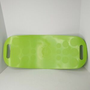 Simply Fit Board Green Workout Board with a Twist ABS LEGS CORE Exercise Balance