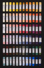 Unison Artist Quality Soft Pastels Portrait Set of 72 Colours