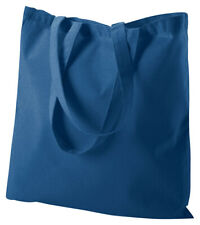 Augusta Sportswear 100% Cotton Travel Shopping Bag Reusable Tote Bag. 825