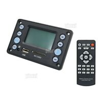 5V LCD MP3 Decoder Board Bluetooth 4.2 Audio Receiver APE FLAC WMA WAV Decoding