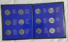 CANADIAN COIN COLLECTION!! THE EXPLORERS OF CANADA SET OF 12!!