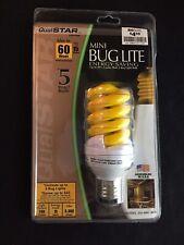 QualStar Lighting Mini Bug Lite Energy Saving 60W Model 2414BG