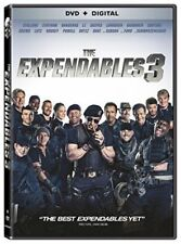 The Expendables 3 (2014) DVD + Digital Copy Ultraviolet