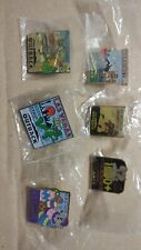 Lot of 6 Brand New Outback Steakhouse Pins, Collectible
