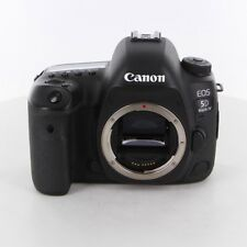 Canon EOS 5D Mark IV 4 30.4MP Digital SLR Camera Black Body Only Excellent