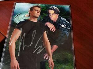 Stargate SG-1 Michael Shanks as Dr. Daniel Jackson Autographed Photo