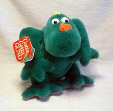 IGOR Gund Green Huggable Monster Plush 1992 Vintage Stuffed Animal