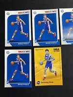 Lot Of (5) 2019-20 Panini NBA Hoops MATISSE THYBULLE RC - 76ers ROOKIE - #239 📈