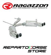 RAGAZZON SCARICO SDOPPIATO DTM ALFA GTV 916 SPIDER 2.0 V6 TURBO 148kW 201CV
