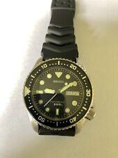 Vintage 1980 SEIKO Quartz 7C43-6010 Diver Men watch [Professional 200m]