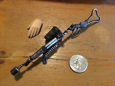 1:6 Scale Hand Crafted Miniature Metal Steampunk Flamethrower By Auret